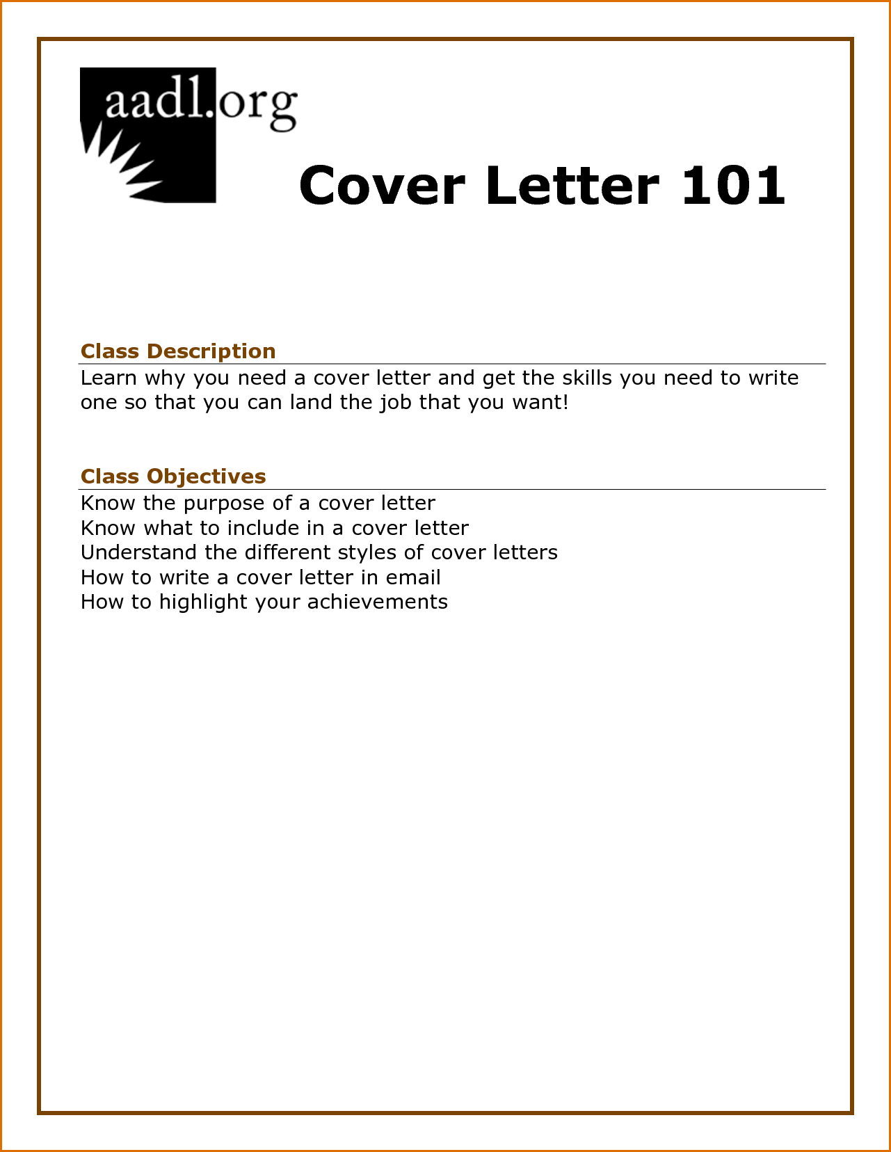 whats a cover letter for - Mara.yasamayolver.com