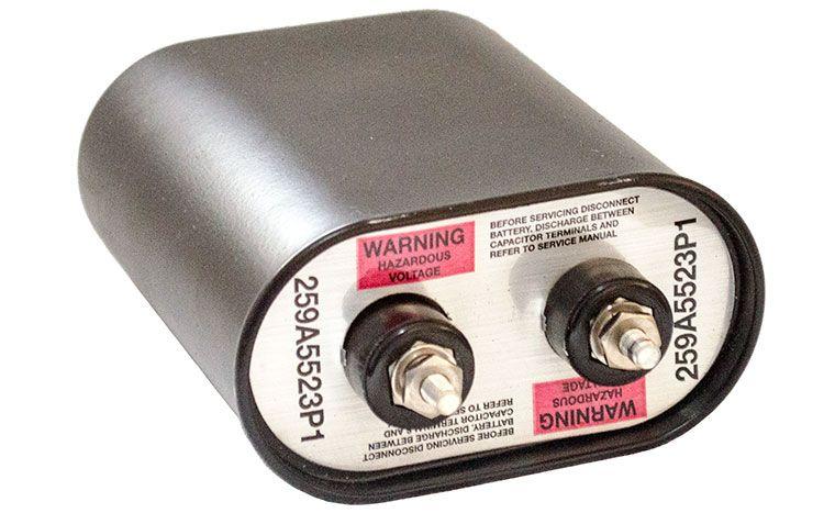 Ge Ev100 Capacitor 259a5523p1 150 Uf 250 Wvdc Capacitors Control Unit Electric Motor
