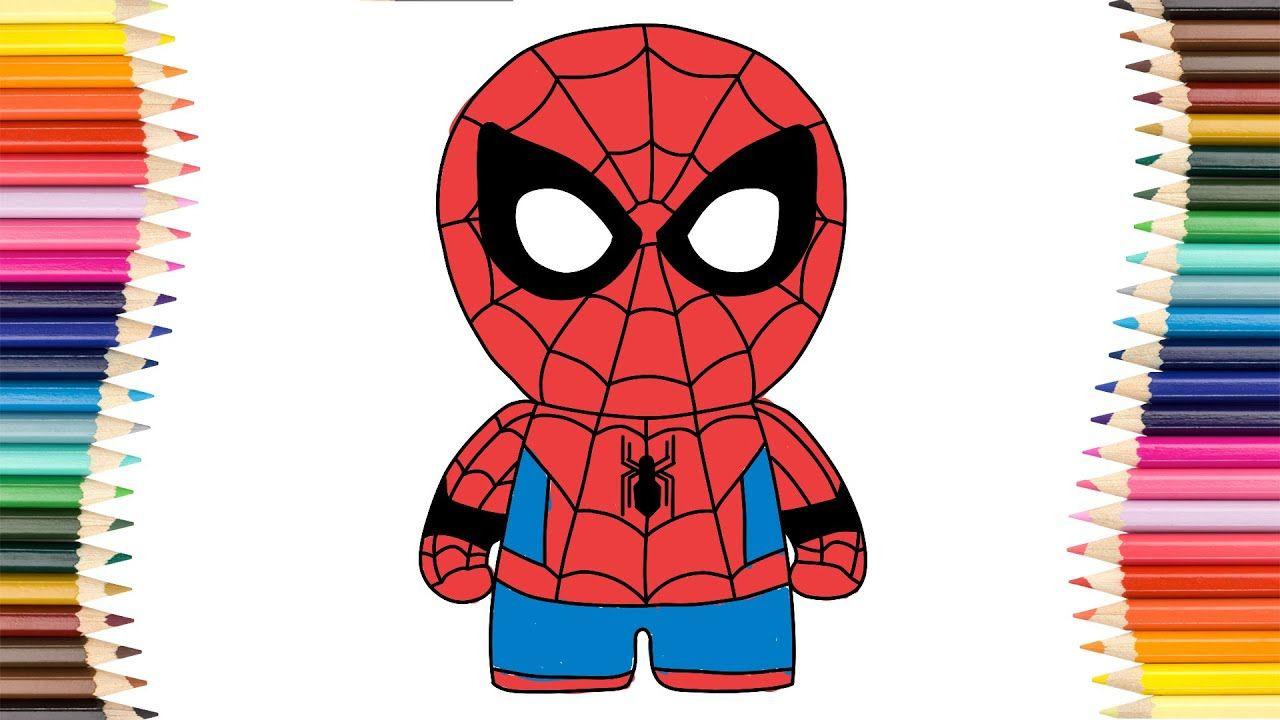 Sphero Spider Man Coloring Page Orumcek Adam Orumcek Ayi