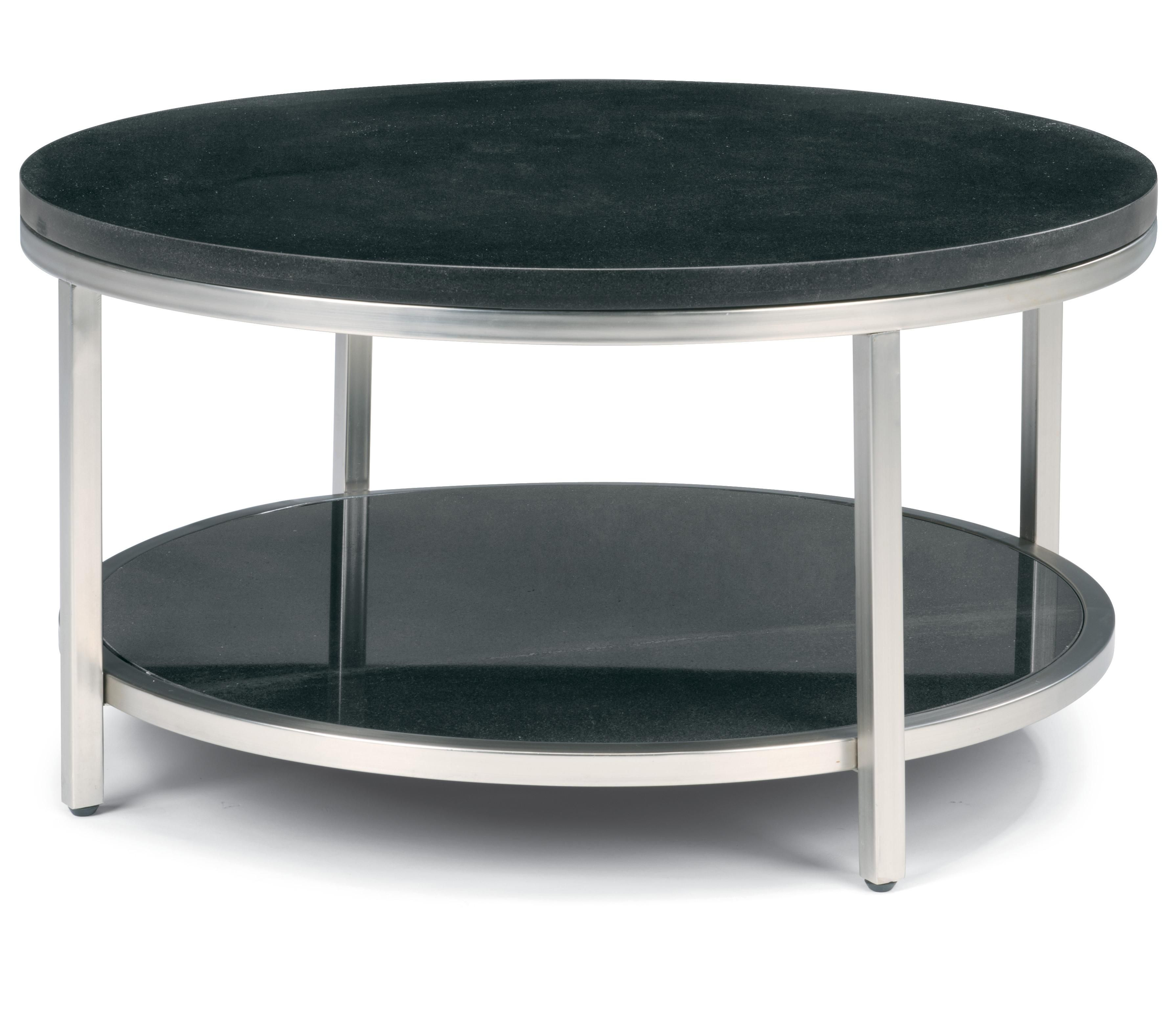 Galaxy Round Cocktail Table by Flexsteel Home Pinterest
