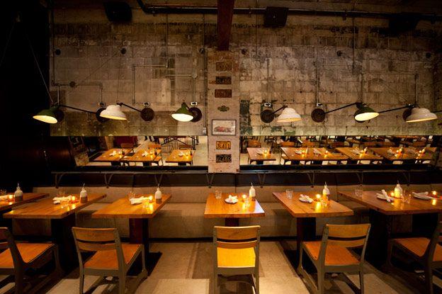 Introducing Gusto 101 Restaurant Pictures Toronto Restaurants Restaurant Interior