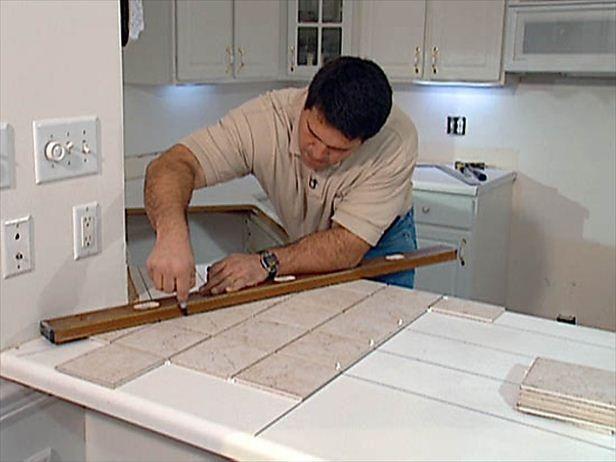 Install Tile Over Laminate Countertop And Backsplash Tile