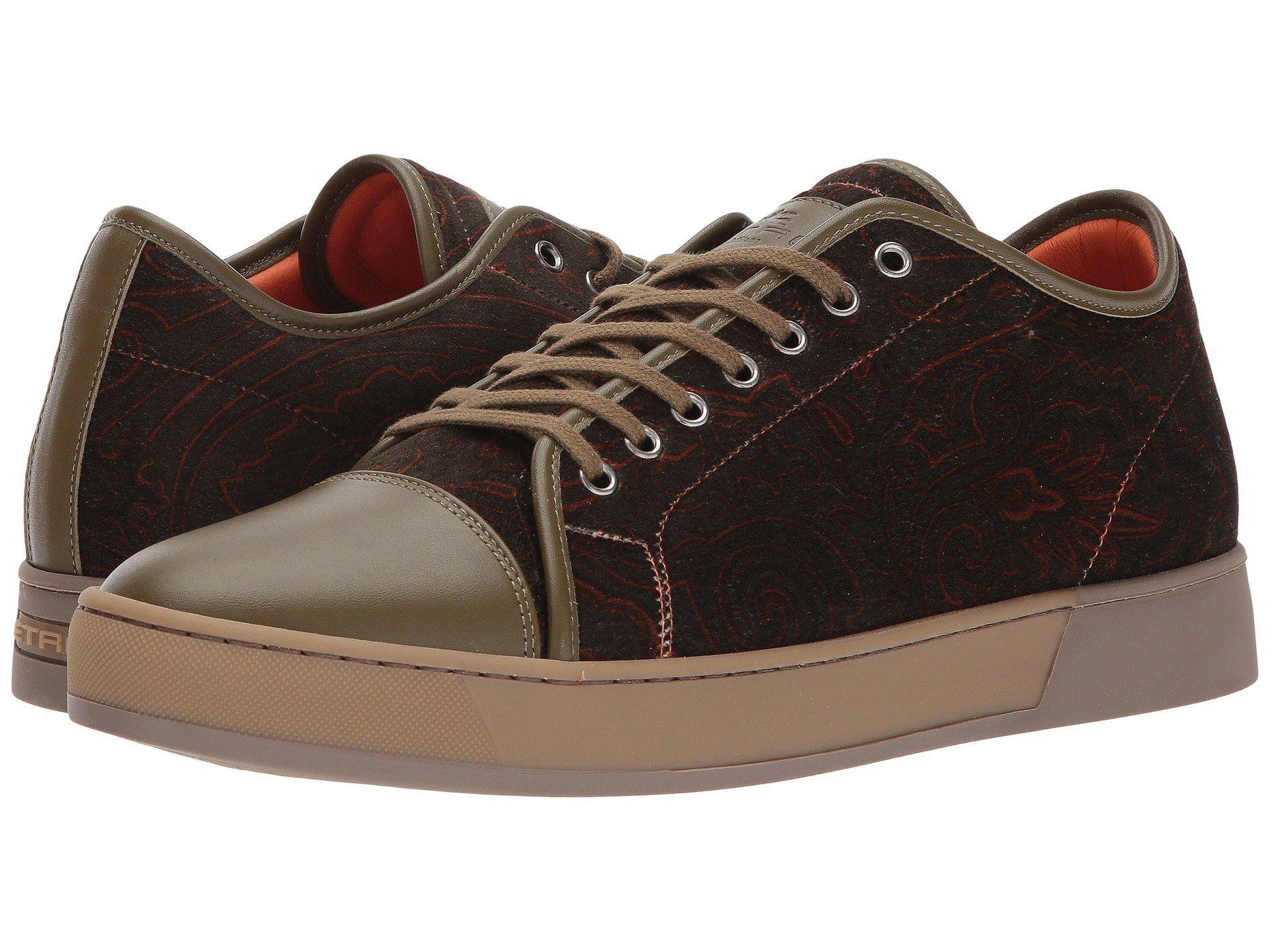 EtroCaptoe Sneaker NwuzSIUz