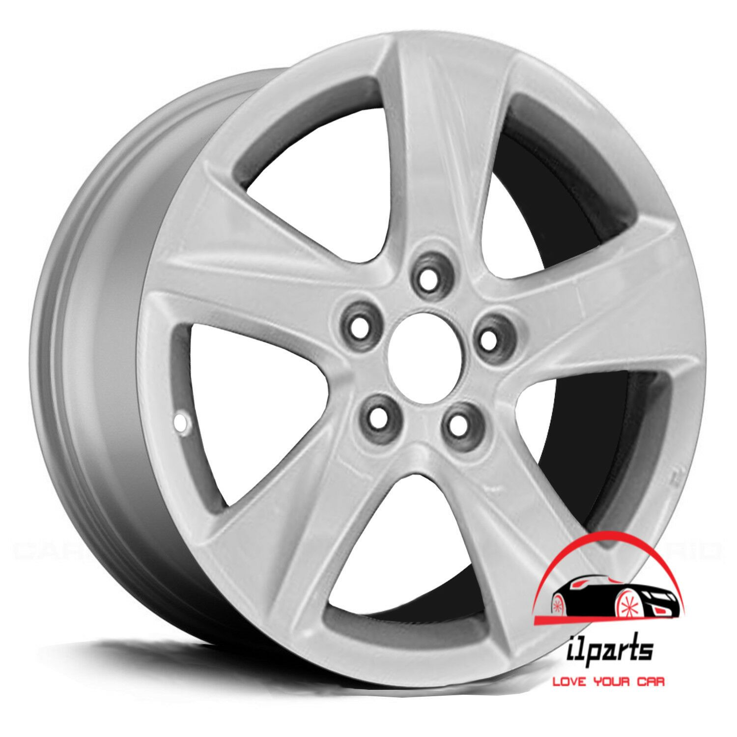 Item Description ONE ACURA TSX 2009 2010 17 INCH ALLOY RIM