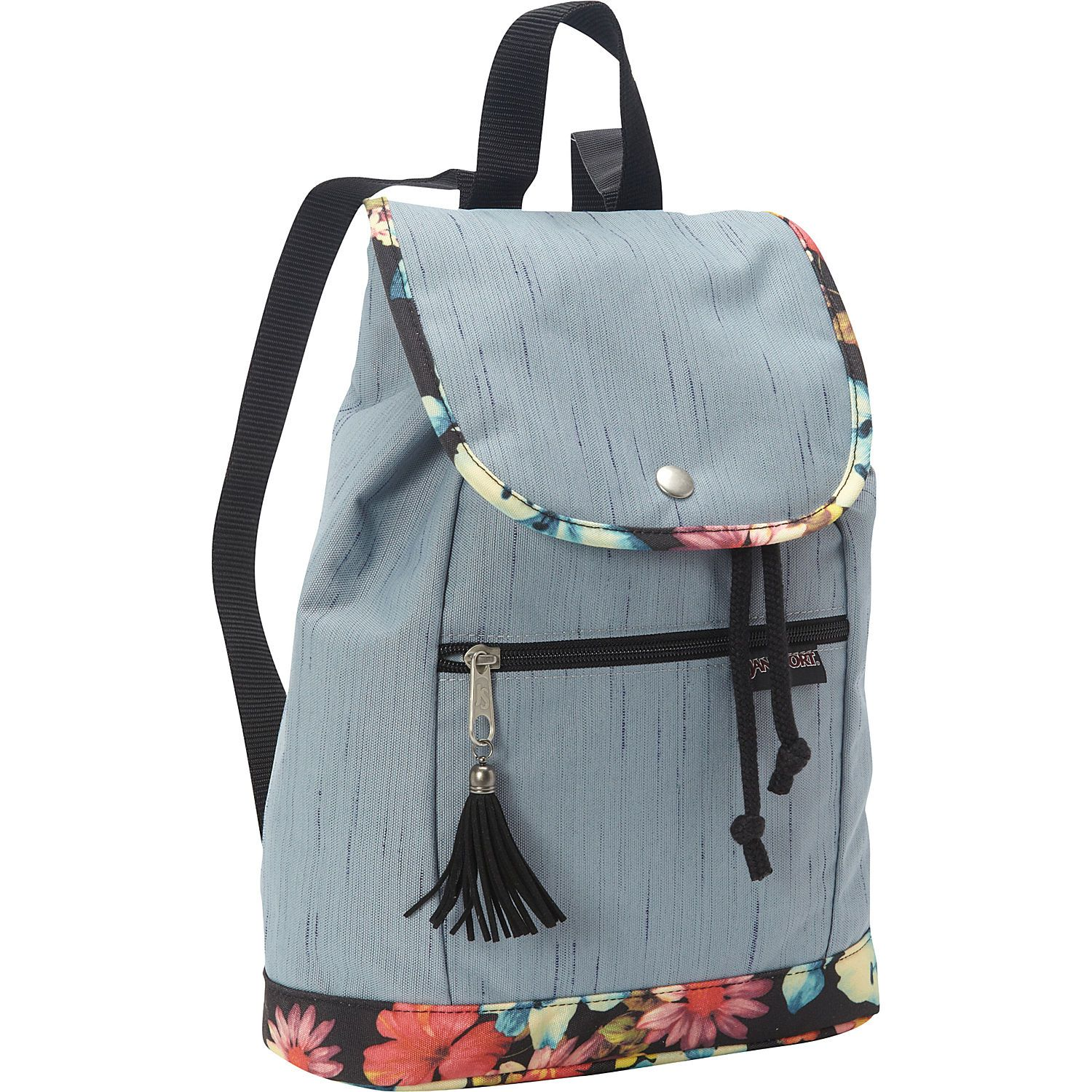 jansport abbie backpack ebags stuff holder thingy
