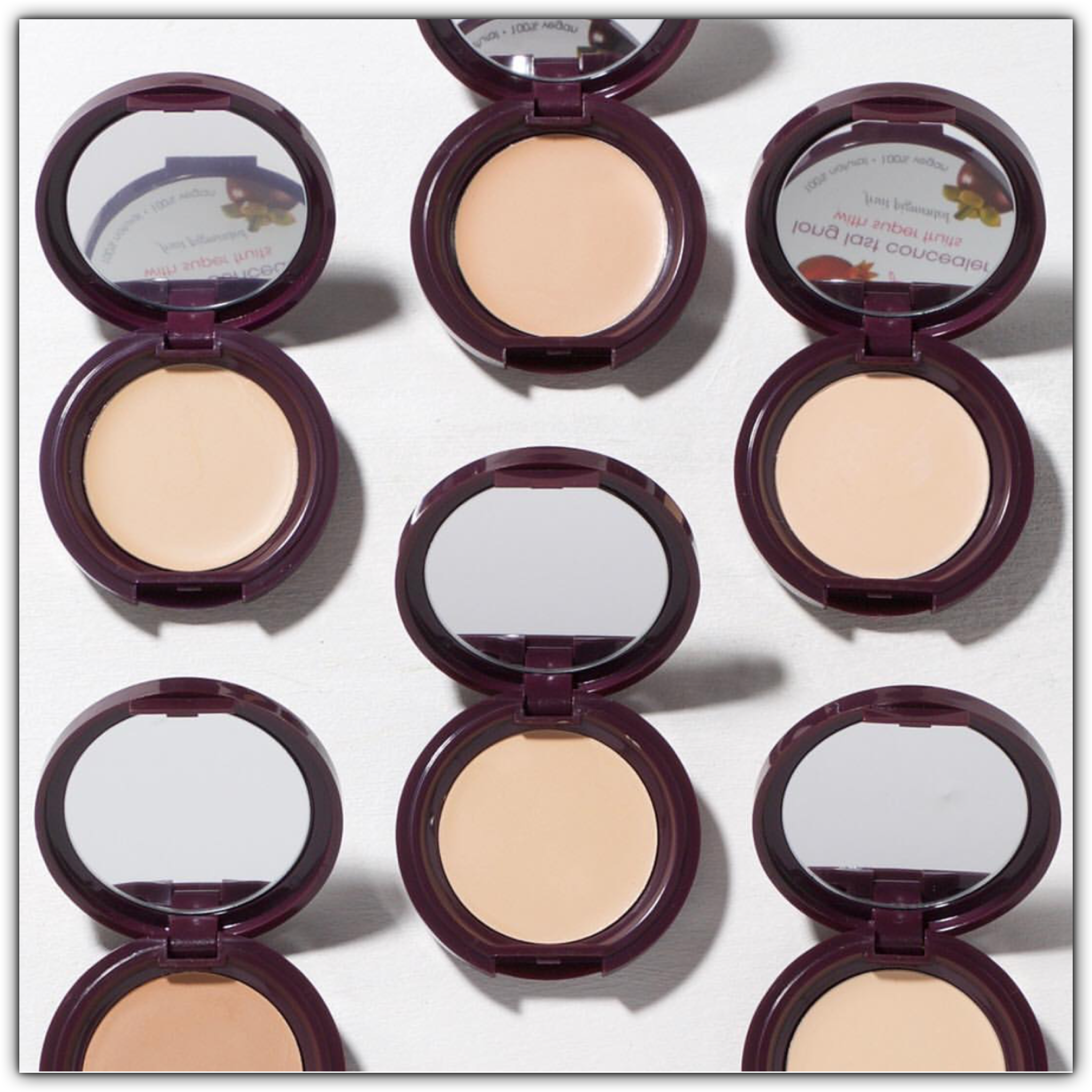 100 Percent Pure Fruit Pigmented Long Last Concealer All