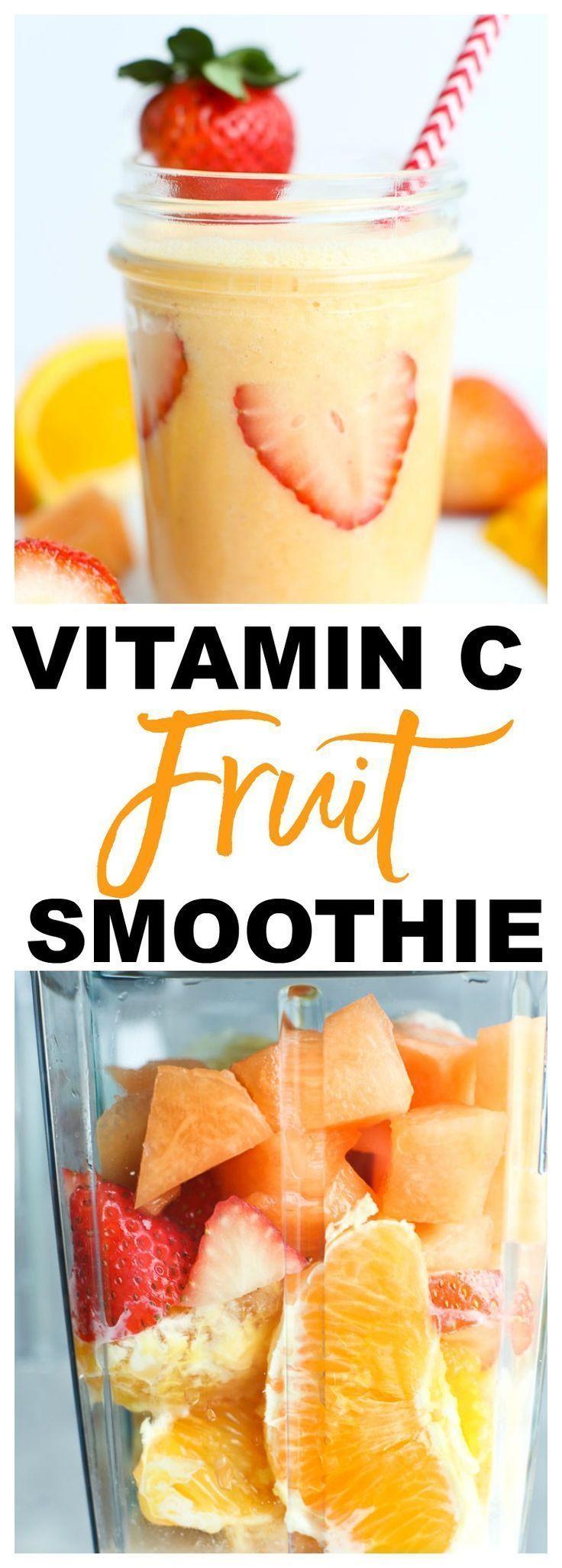 vitamin smoothie recept