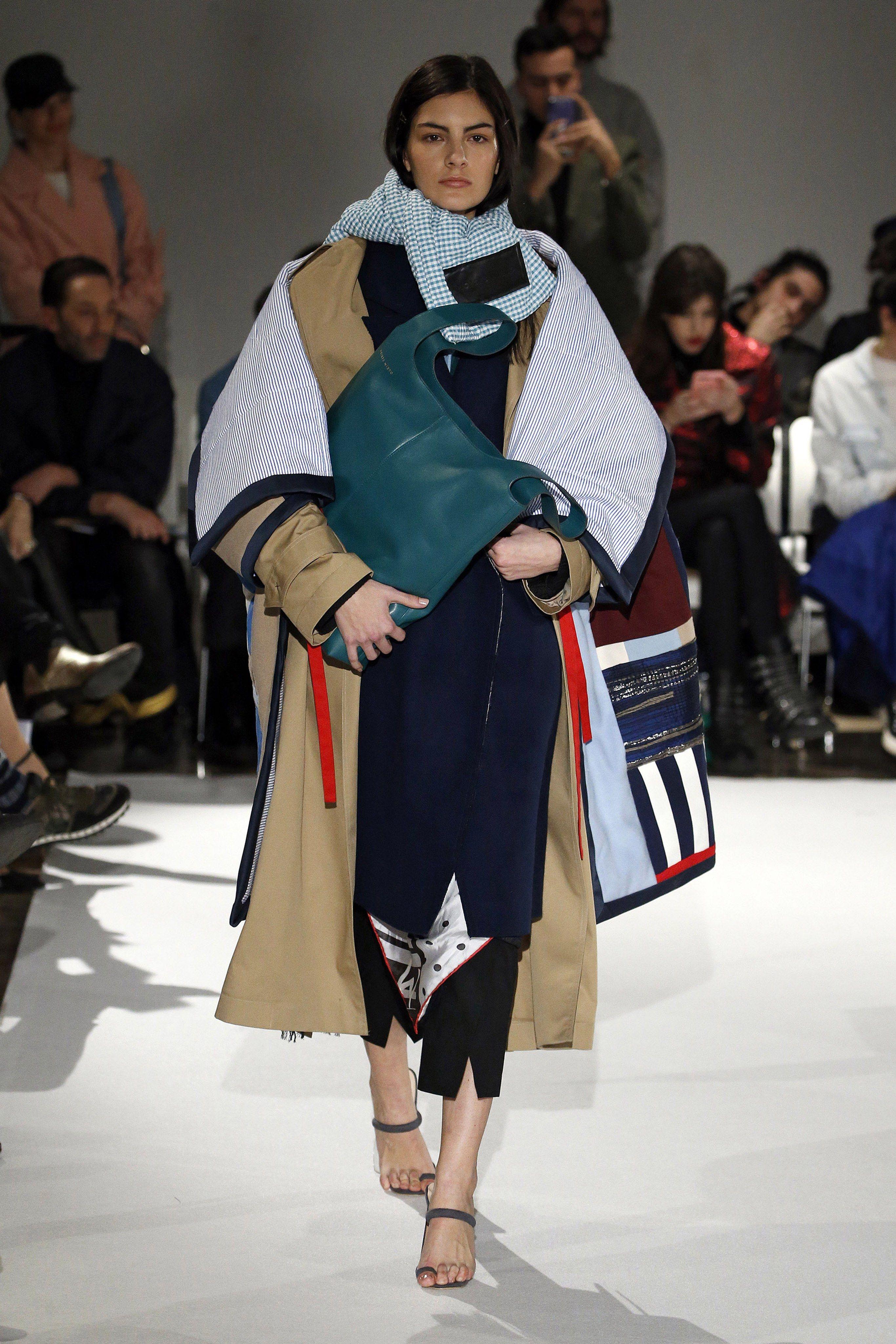 Moisés Nieto Madrid Fall 2019 Fashion Show Fashion