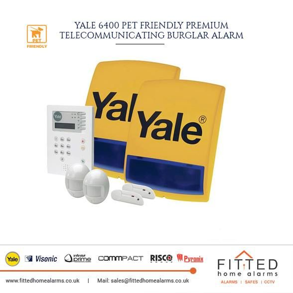 Yale 6400 Pet Friendly Premium Burglar
