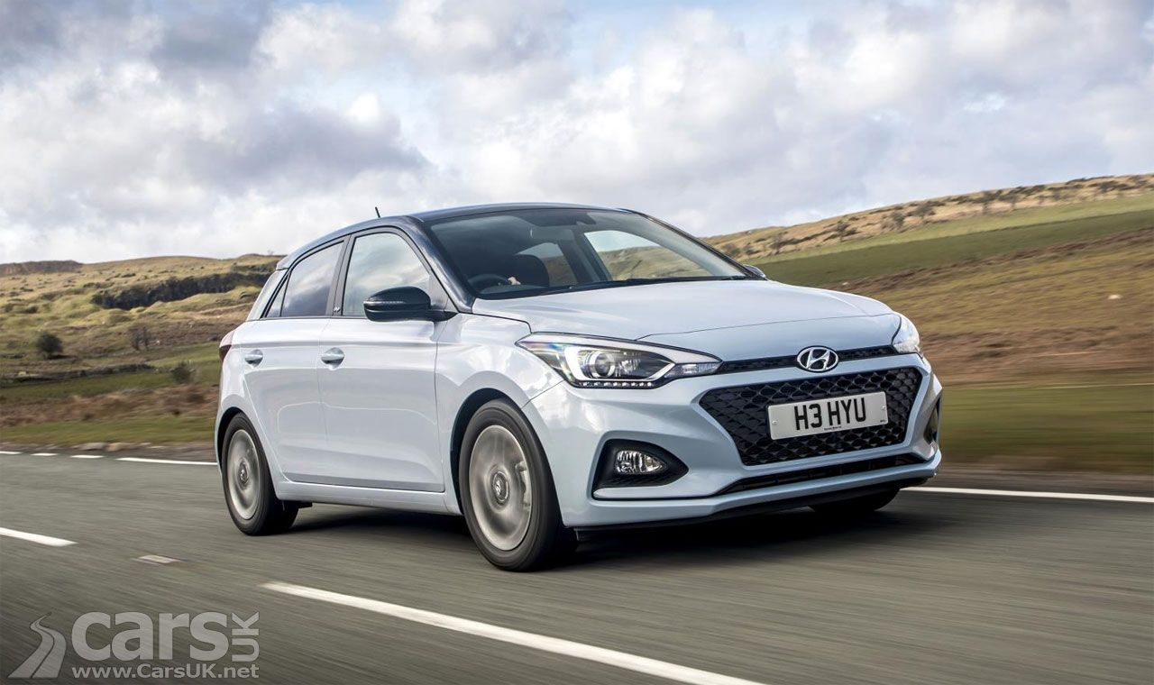 Hyundai I10 Play And I20 Play More Kit Less Money Cars Uk
