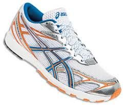 d10853e8a8a58 Asics hyperspeed 3 - N runs in these. Low profile but not very flexible.