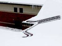 Heated Roof To Prevent Ice Buildup Metal Roof Radiant Heat Roofing Systems
