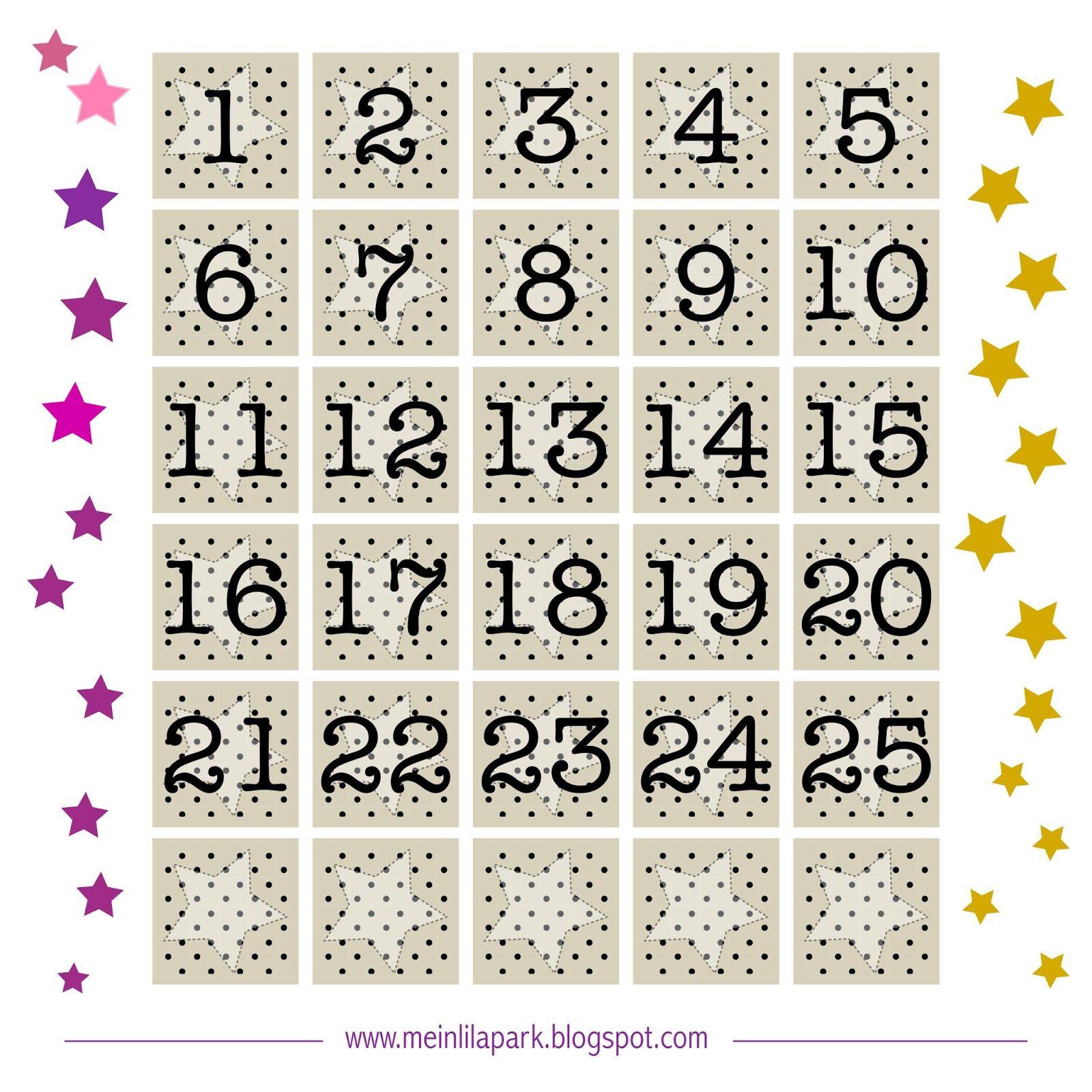 Free Printable Advent Calendar Tags Ausdruckbarer Adventkalender Freebie Free Printable Planner Stickers Printable Advent Calendar Mini Envelopes Template [ 1600 x 1600 Pixel ]