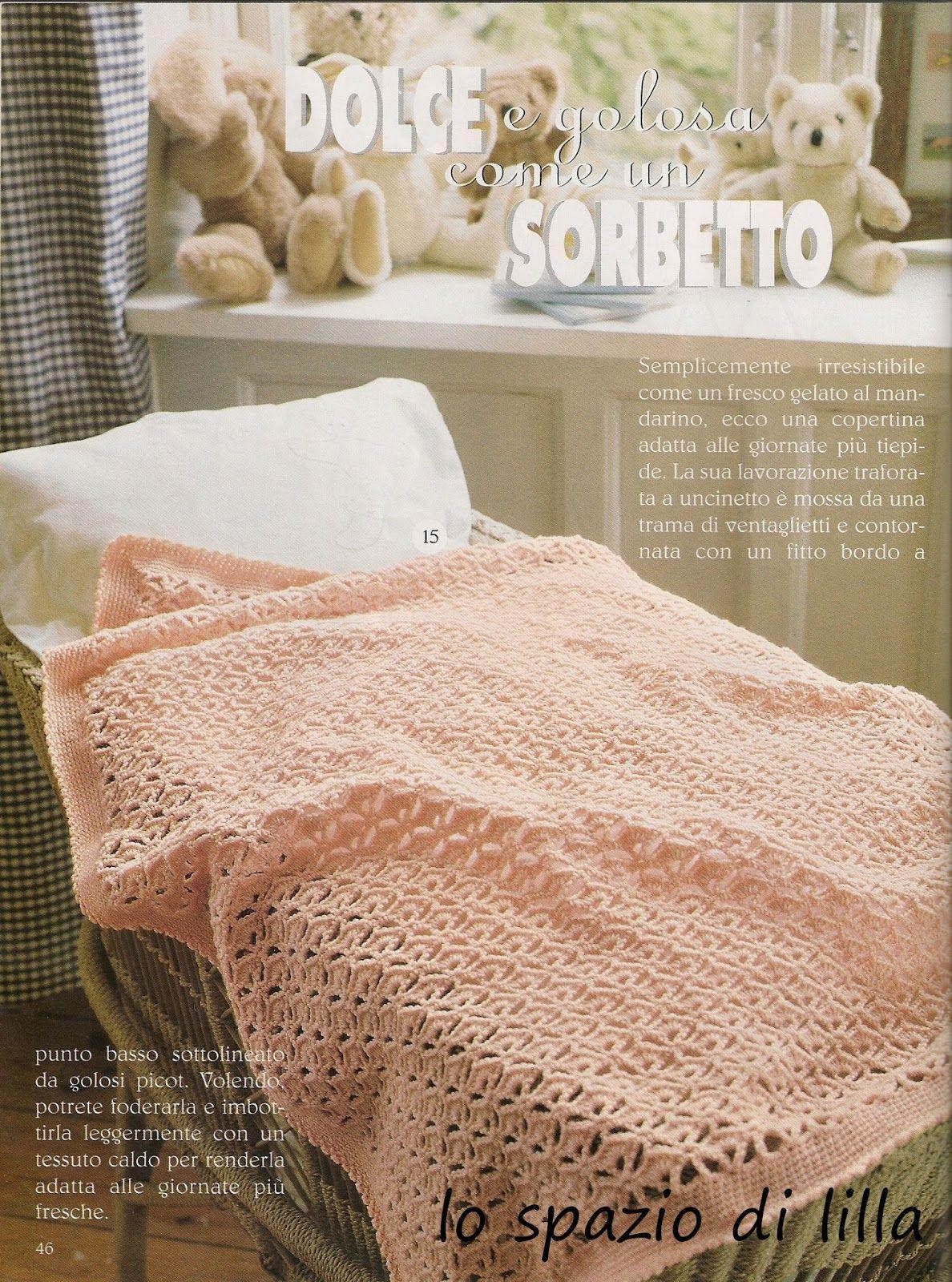 Lo spazio di lilla copertine beb coperte copertine e for Lo spazio di lilla copertine neonato