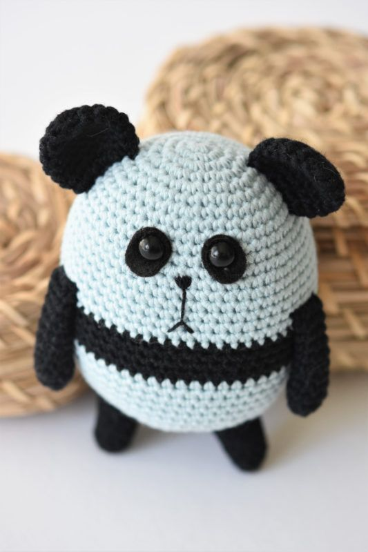 Urso Panda fofinho - YouTube | 800x533