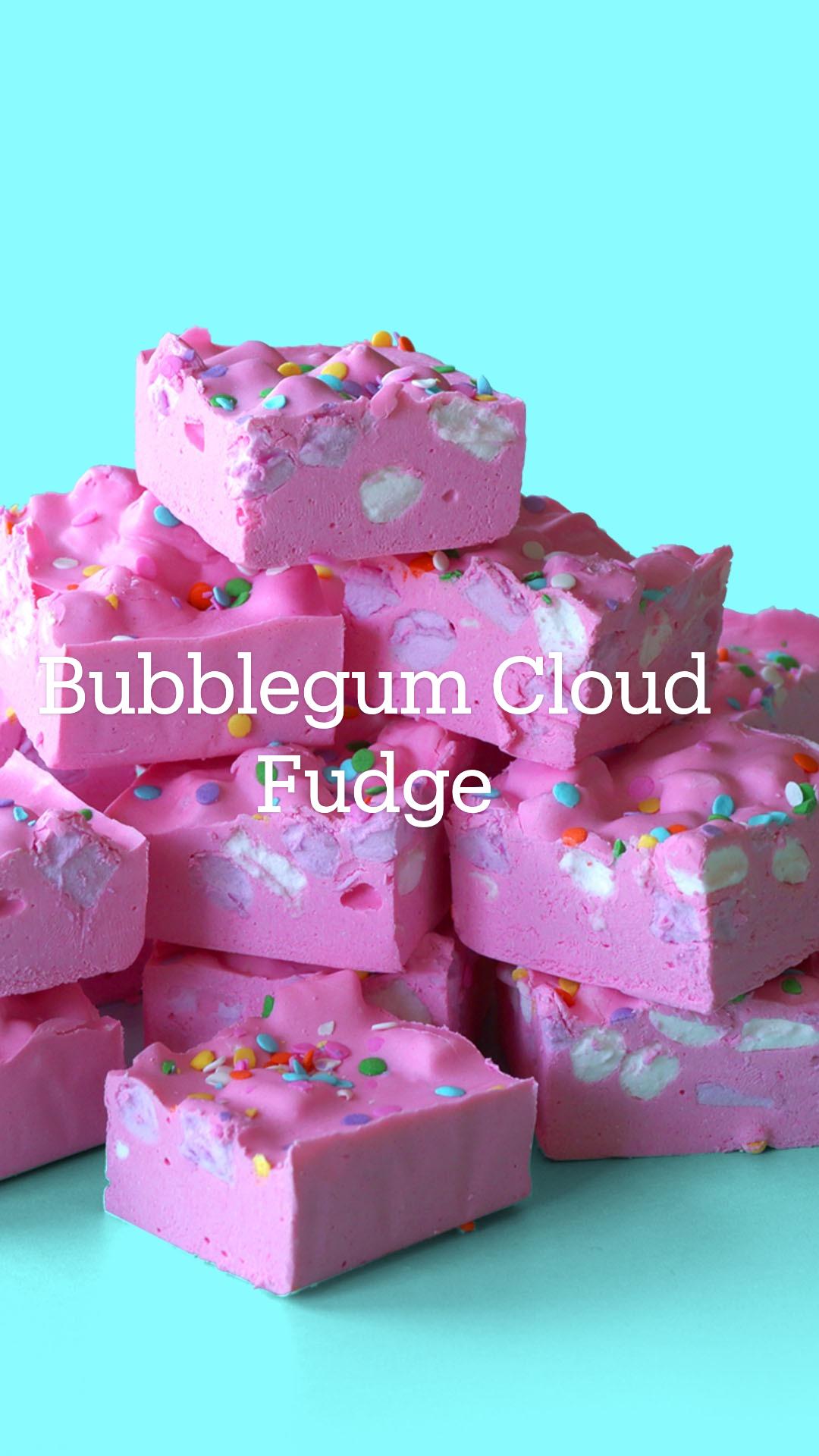 Bubblegum Cloud Fudge