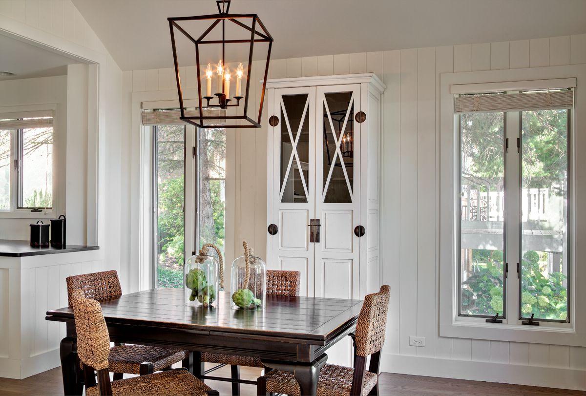 Lakeshore Residence Dining Room Lantern Lantern Dining Room Light Dining Room Design