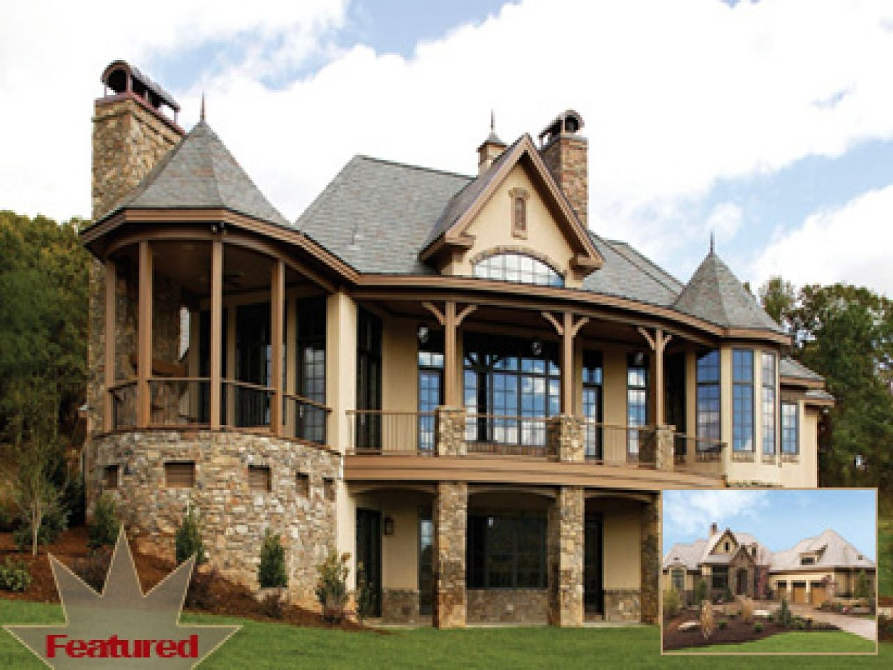 House Plans Walkout Basement French Country Best European Photos Castle House My Dream Home Dream House