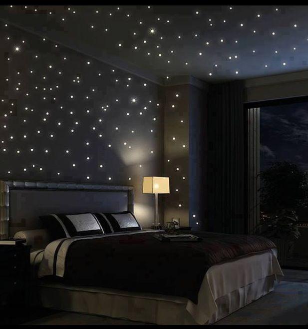 Perfect Starry Night Bedroom | Sleep Well In A Swiss Sense Boxspring U003c3