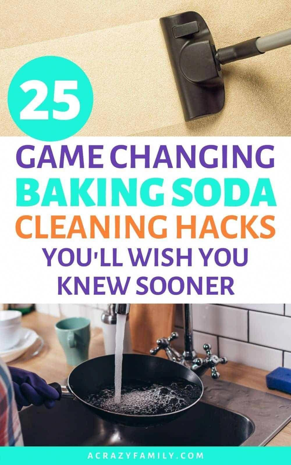 What Happens If you Place Baking Soda On your Mat