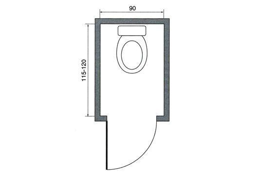 plus de 30 plans de wc ind pendants ou dans la salle de. Black Bedroom Furniture Sets. Home Design Ideas