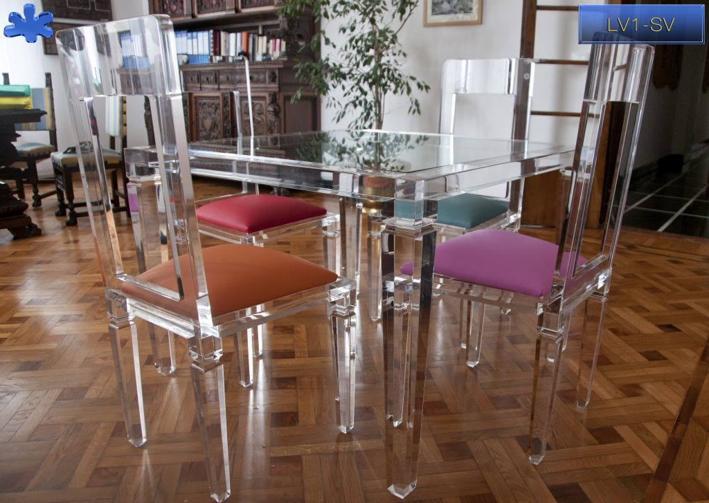 Copritavolo Trasparente ~ Best acrylic chairs sedie in plexiglass trasparente images on