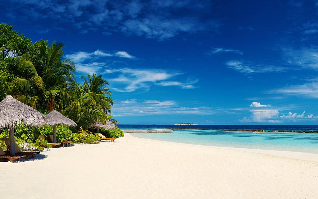 """""""Baros Maldives"""" -- #wallpaper by """"Dan Grady"""" from http://interfacelift.com -- Taken in the Maldives just before Christmas at Baros."""