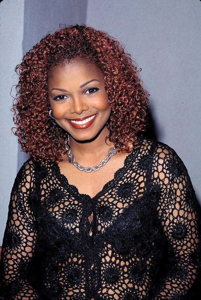 All Hail Queen Janet Janet Jackson Janet Jackson Velvet Rope Curly Hair Styles Naturally