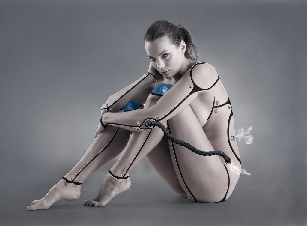 photo manipulation ideas photo editing example robot