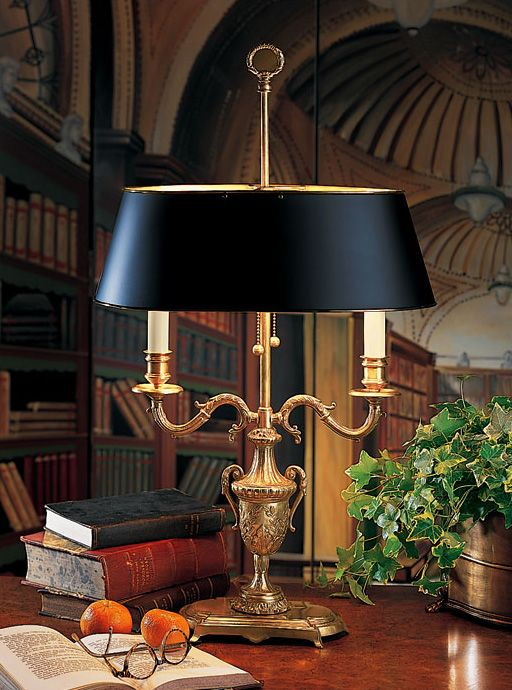 Home office decor with sophisticated urn motif table lamp with black home office decor with sophisticated urn motif table lamp with black shade table lamps with black shades home office ideas mozeypictures Gallery