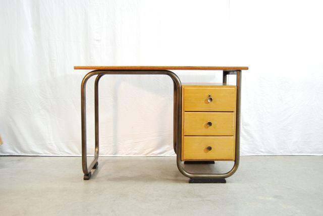 Bauhaus Kalk degeleetalage nl industrieel jaren 50 bauhaus bureau