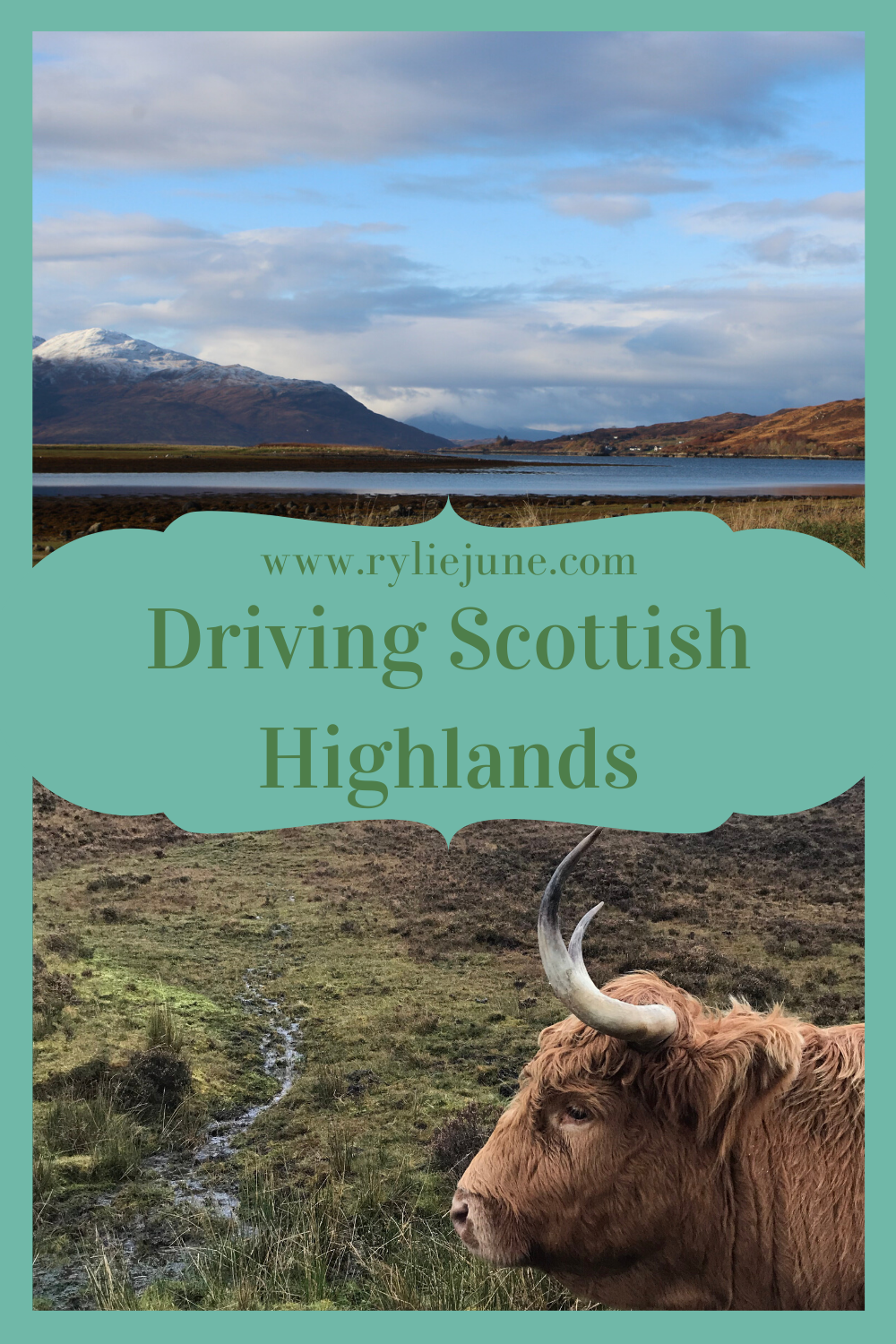 Road tripping in the Scottish Highlands with Contiki