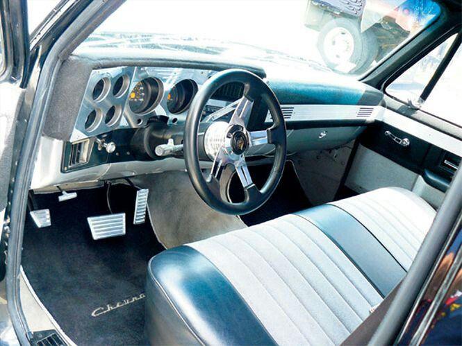 C10 interior custom interior camionetas chevy - Chevy truck interior accessories ...