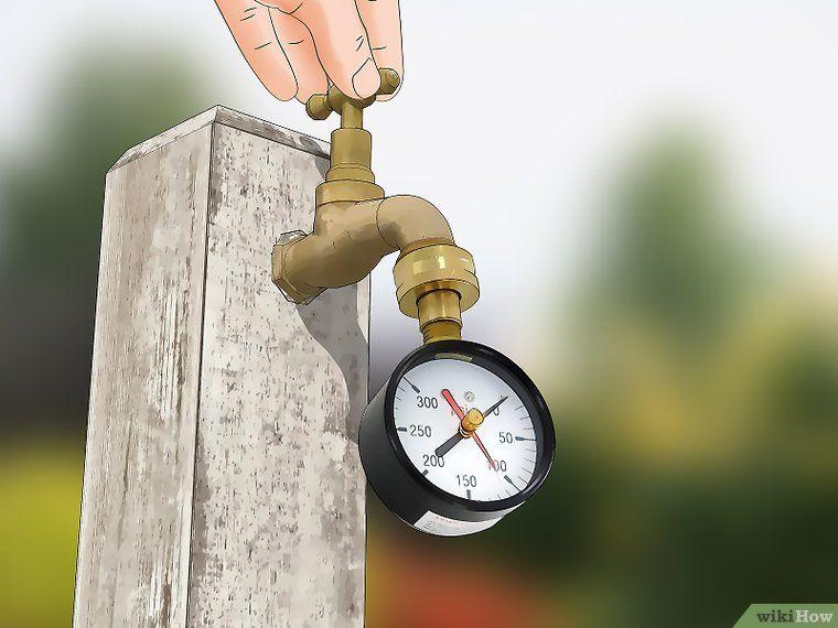 Increase Water Pressure Low water pressure, Home