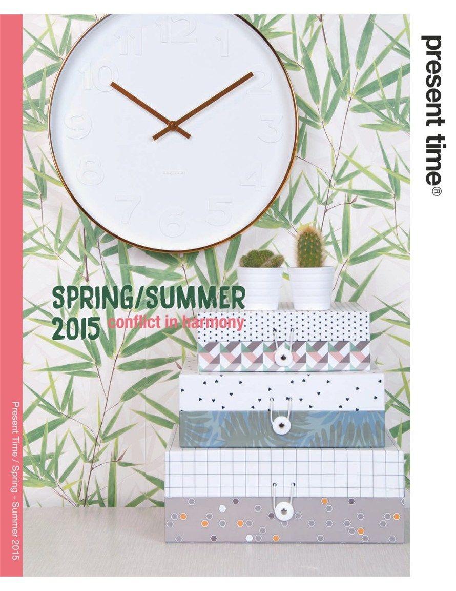 The new Spring/summer catalogue from #presenttime http://www.presenttime.com/t-catalogs.aspx