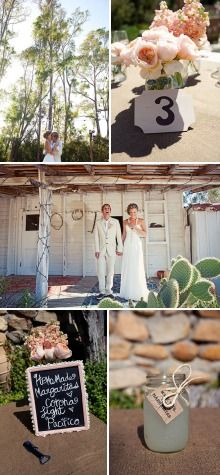 Leo Carrillo Ranch Wedding By Emily Faulknor Photographers