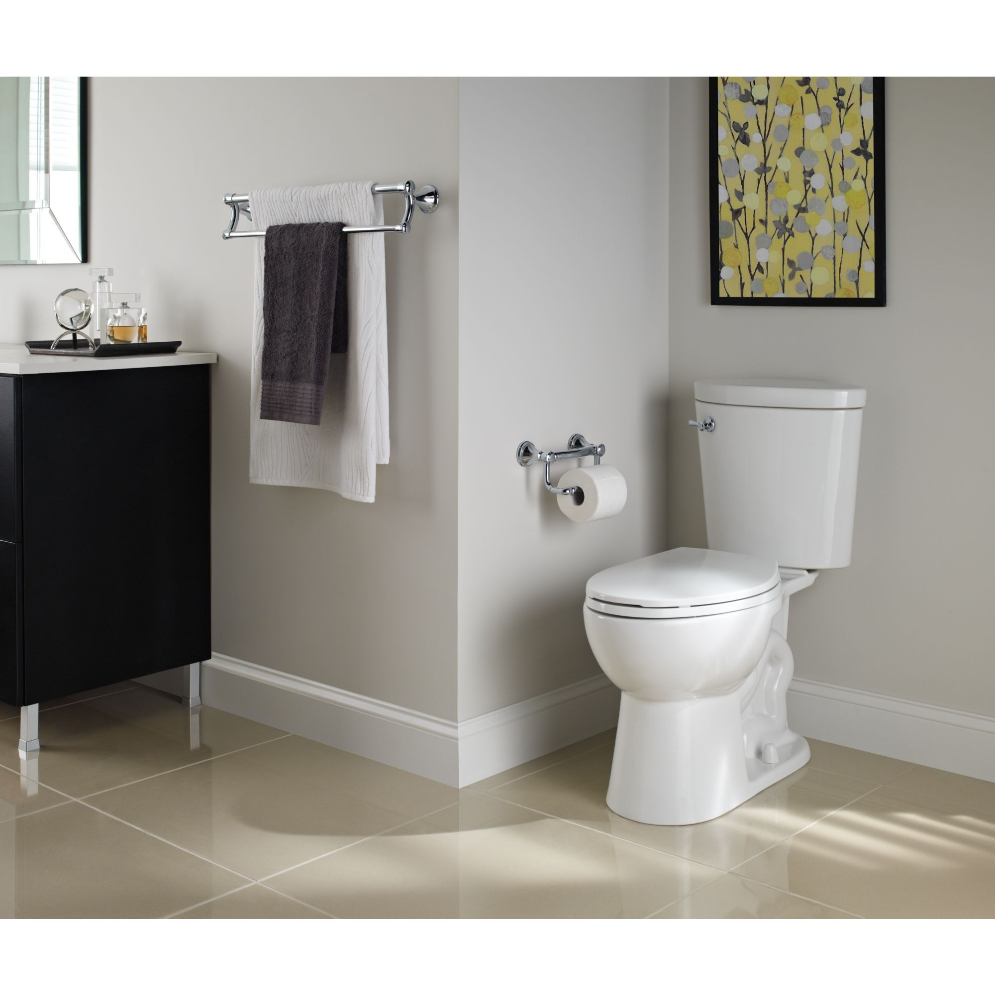 Universal Design Products, Like Towel Bars Or Corner Shelves That Also  Double As Assist Bars