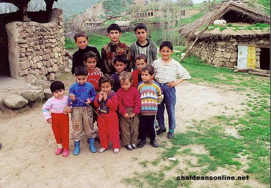 Assyrians from the Nahla Valley.