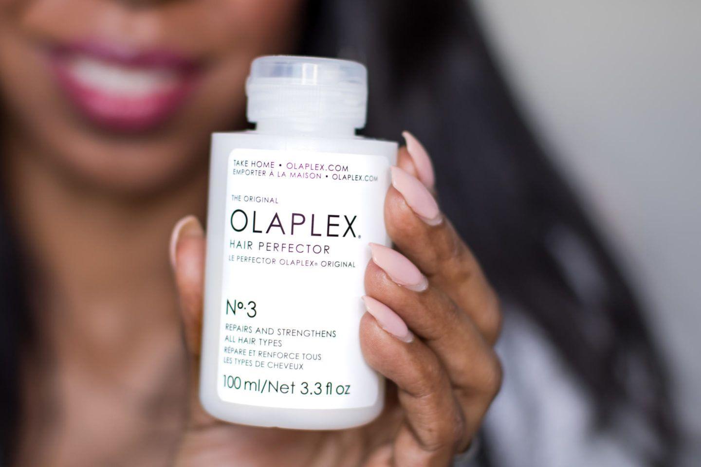 Olaplex No.3 Hair Perfector Repairing Relaxed Hair