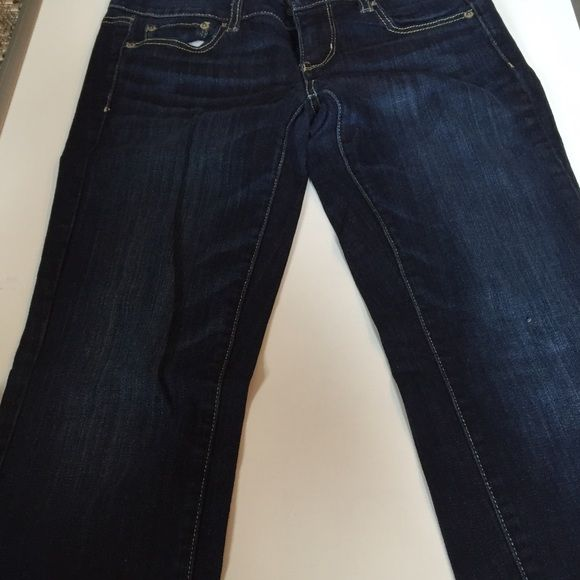 American Eagle Outfitters Straight Jeans Great jeans only worn once, in perfect condition. Would highly recommend. Size 4 straight from AMERICAN EAGLE American Eagle Outfitters Jeans Straight Leg
