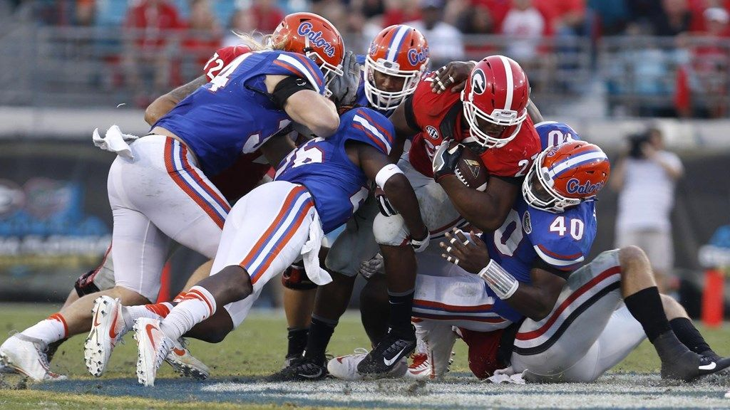 Florida Football Friday Florida and Battle in