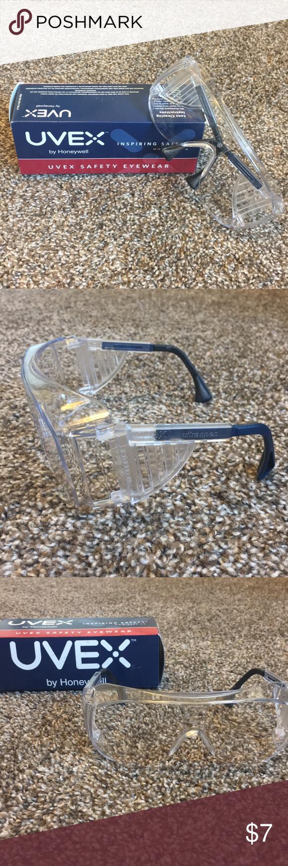 Uvex Lab Safety Glasses * Size OS * Brand Uvex by