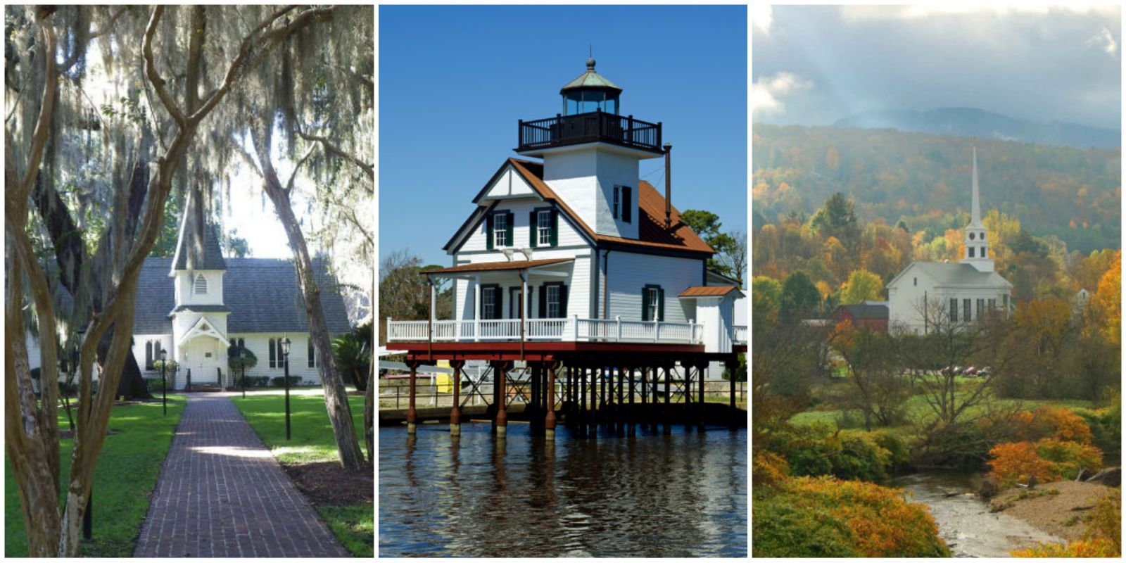The Best Small Towns In America According To The Smithsonian - The 20 best small towns to visit in the usa