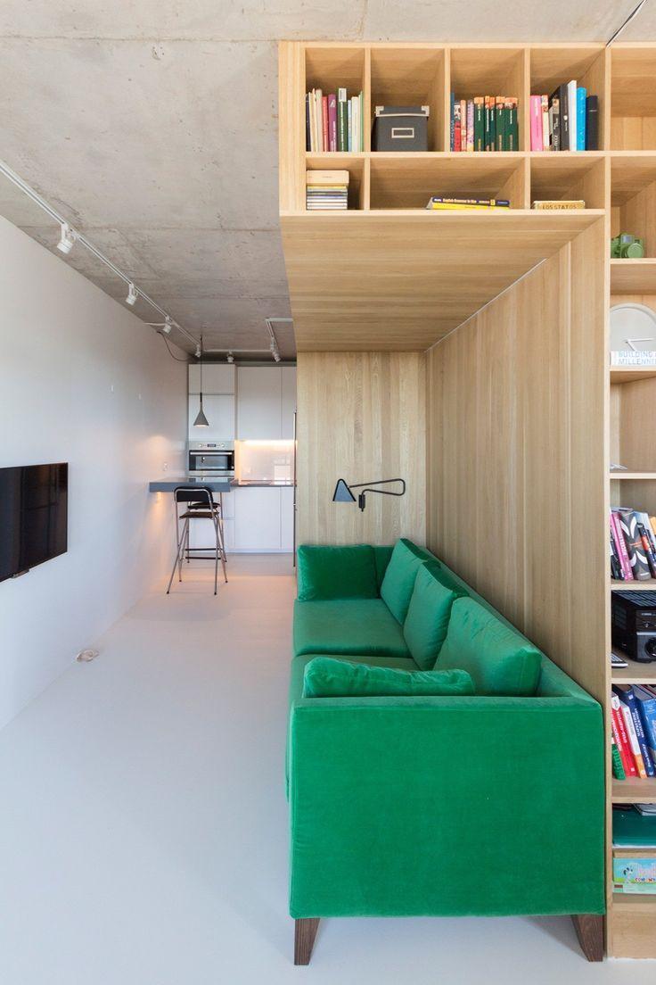 One Bedroom Apartment Designs Example Innovation In Interior Design Often Results From Restrictions