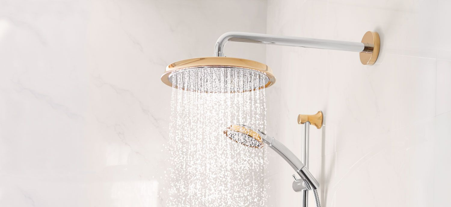 Hansgrohe - Gold shower