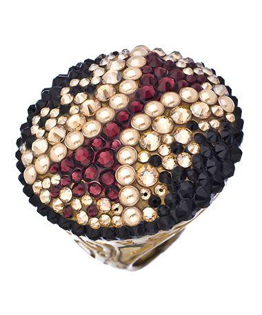 Jimmy Crystal Principessa Ring