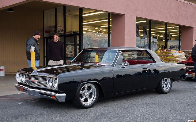 1965 Chevrolet Chevelle Malibu Black Fvl 1965 Chevelle Chevrolet Chevelle Chevelle