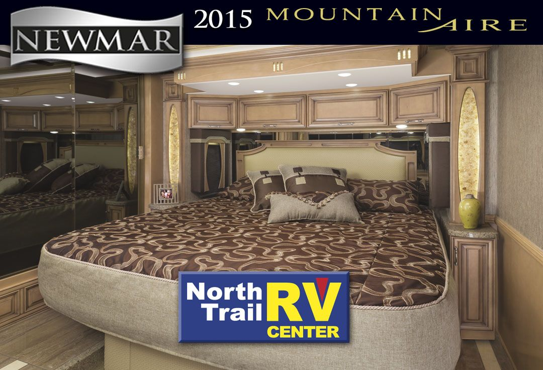 2015 Newmar Mountain Aire Luxury Motorhome. North Trail RV