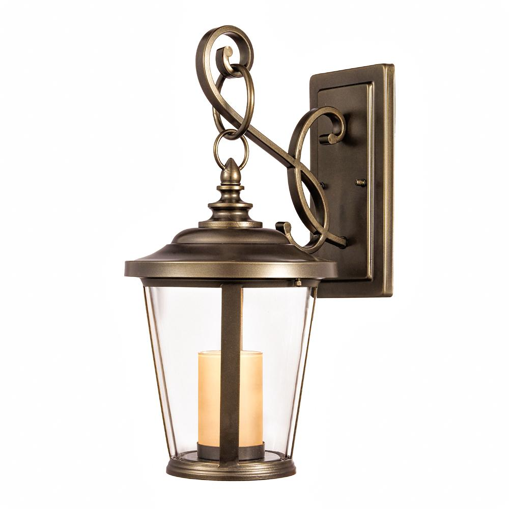 Home Decorators Collection Bellingham Oil Rubbed Bronze Led