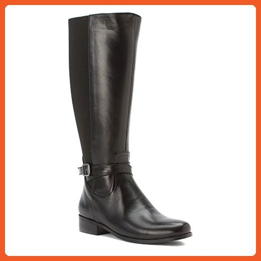 Outlet Online Womens Boots Vaneli Renate Black Nappa